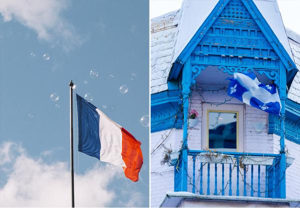 drapeau_parisvsmontreal_cover